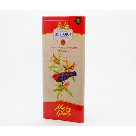 Шоколад SOBRANIE классический с миндалем (50%какао-продуктов)  90гр.- 10(шт)