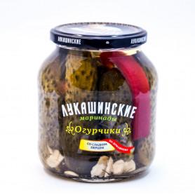 """Закуска  """"Лукашинские"""" Казацкая с белыми грибами 450гр.-6 (шт.)"""