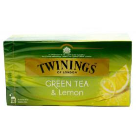 Чай зеленый Кертис Пирамидки.Fresh Mojito. 20 сашетов
