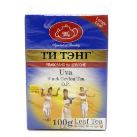 Чай черный Зиланика Elegance 100гр. Ж/Б