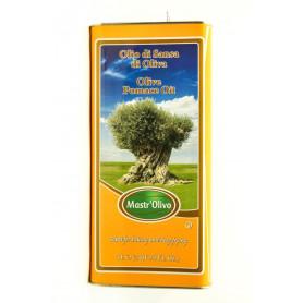 Масло оливковое Монини нерафинированное 0,5л.-6 (шт.)
