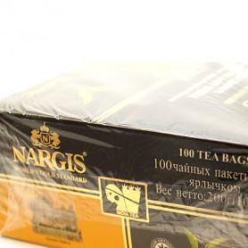 Чай чёрный Ристон Ерл Грей 100г