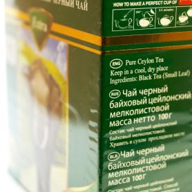 Чай ТИКАН , набор чая из 24 пакетиков , 6х4