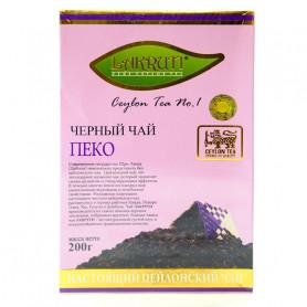 Набор чёрного чая Тикане