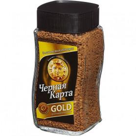 Кофе растворимый ароматизированный МОККОНА Карамель , 95г