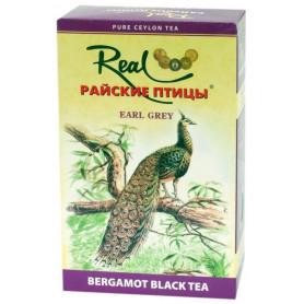 Чай СЕБАС Черный с фруктовыми добавками 100гр. Яблочный пирог