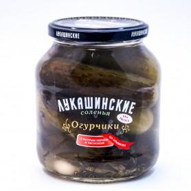 """Грибы """"Лукашинские"""" маринованные Рыжики 340гр-12 (шт.)"""