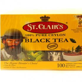 Чай чёрный Хейлис Шотландский Пеко 100г
