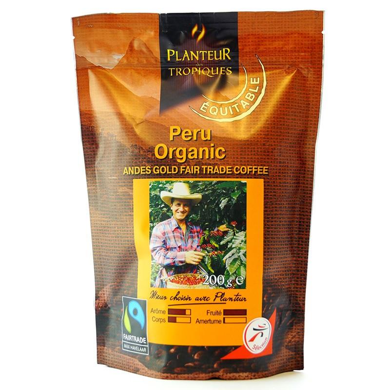 """Кофе в зернах Броселианд """"Гватемала Антигуа"""", 250г"""