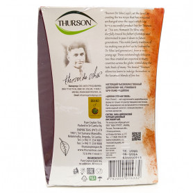 Чай черный Jaf Tea PEACH ORCHARD 100г