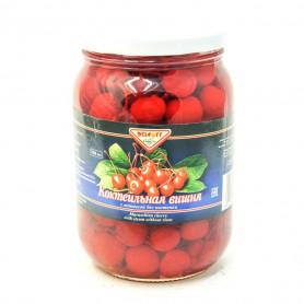 Масло оливковое Боргес с чесноком 0,5л-12 (шт.)