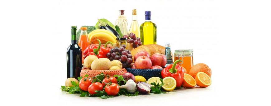 Широкий ассортимент продуктовых товаров в интернет-магазине импортные и российские продукты разных категорий