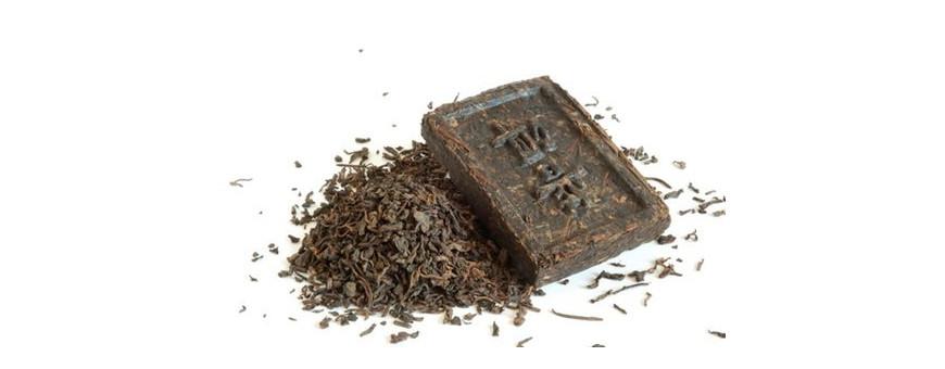 Купить китайский черный чай Пуэр в Москве в интернет-магазине по низкой цене