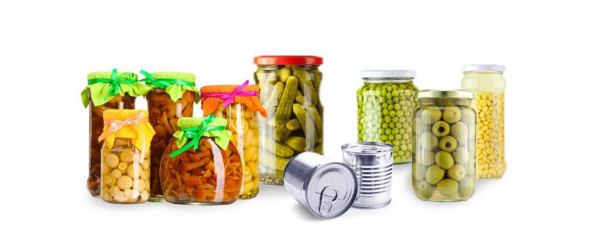 Консервированные продукты. Фрукты,овощи и грибы по низким ценам.