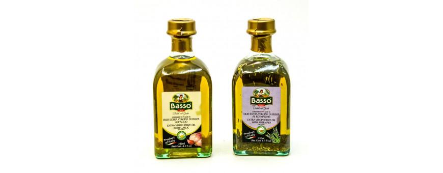 Купить оливковое масло с добавками в Москве